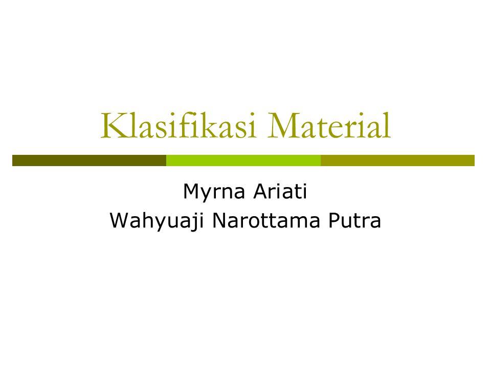 Myrna Ariati Wahyuaji Narottama Putra