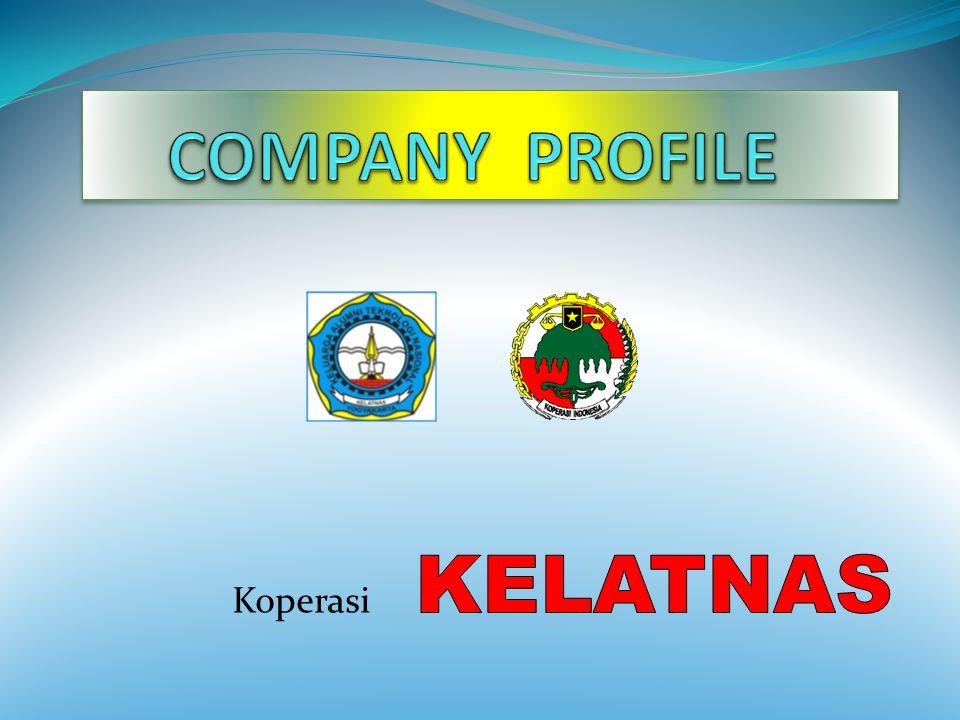 COMPANY PROFILE Koperasi KELATNAS