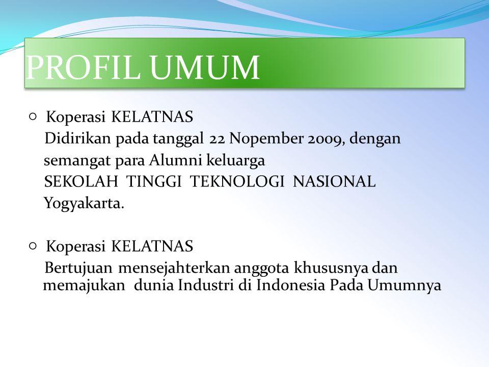 PROFIL UMUM