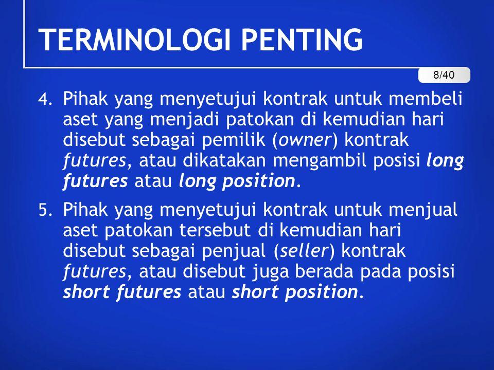 TERMINOLOGI PENTING 8/40.