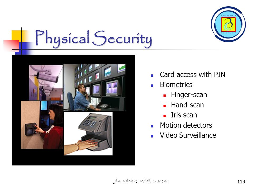 Physical Security Card access with PIN Biometrics Finger-scan