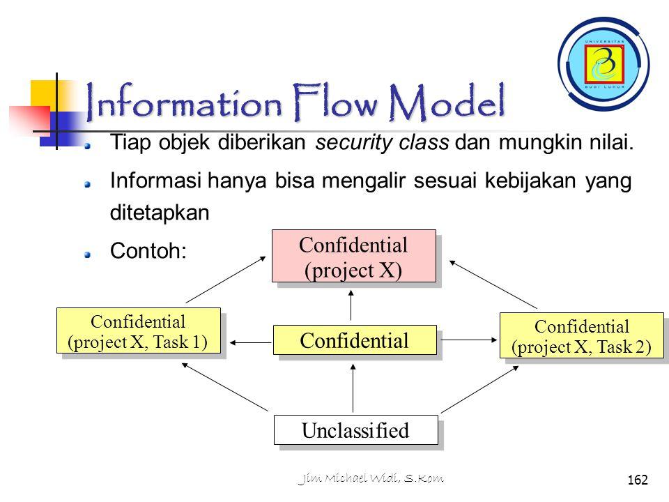 Information Flow Model