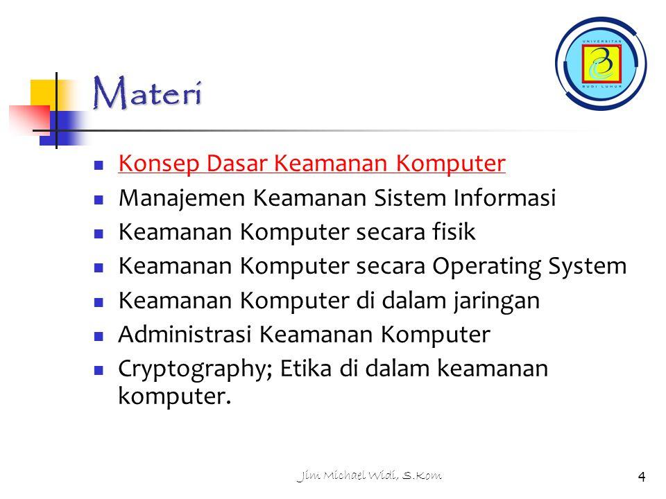 Materi Konsep Dasar Keamanan Komputer