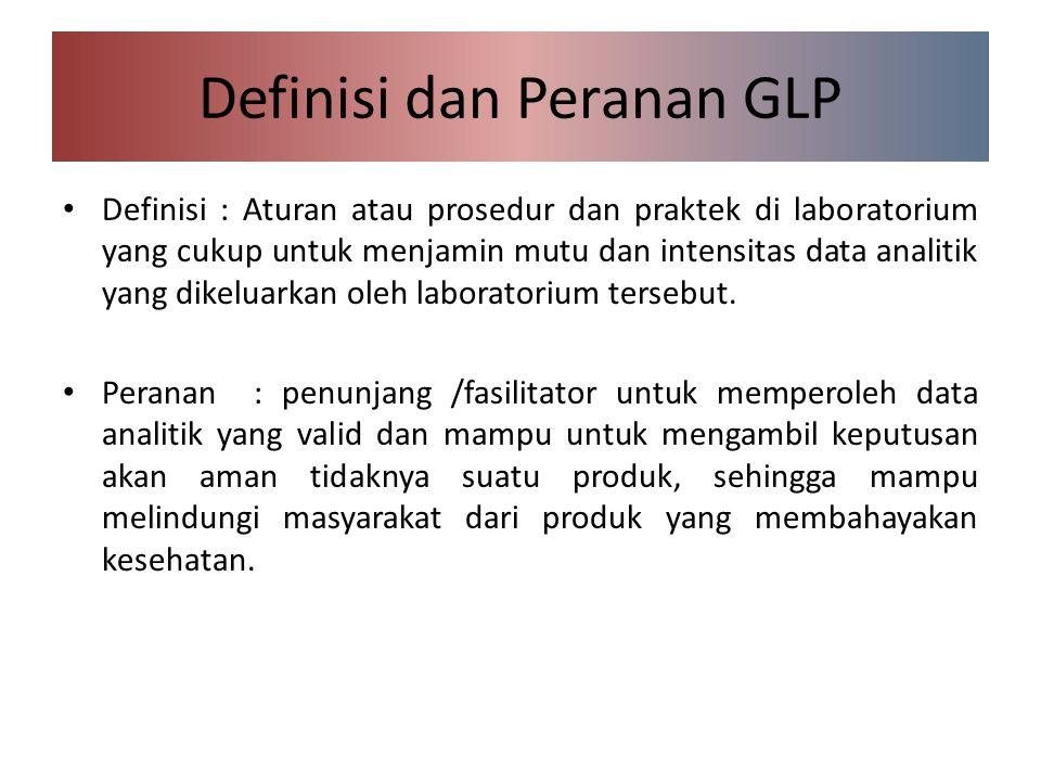 Definisi dan Peranan GLP