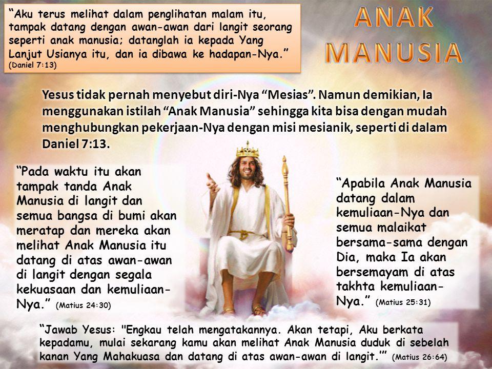 ANAK MANUSIA