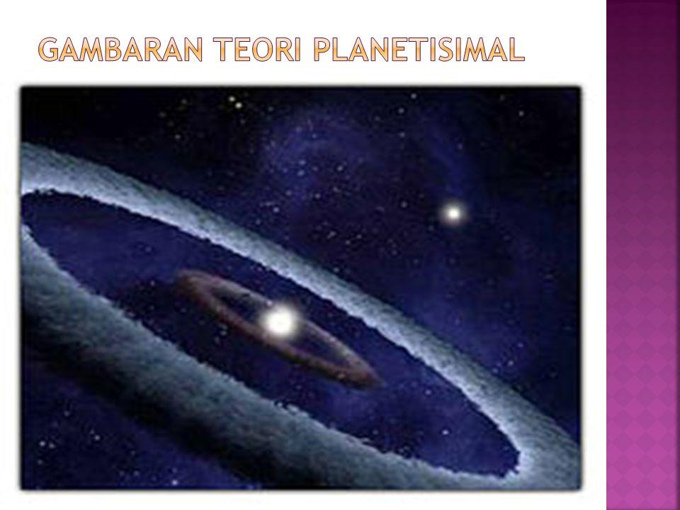 Gambaran Teori Planetisimal