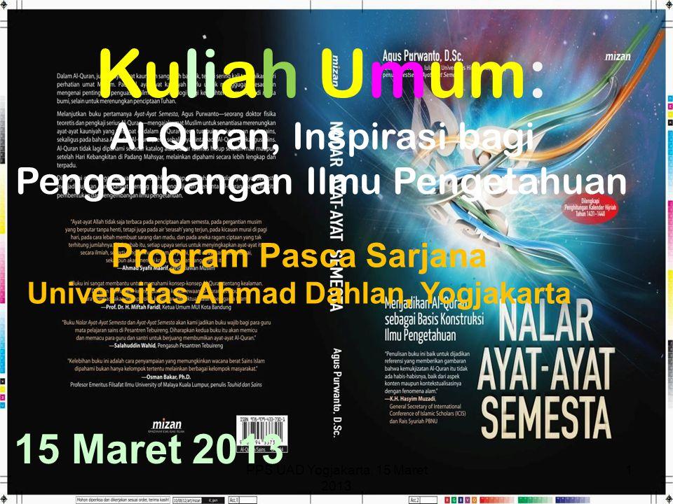 Universitas Ahmad Dahlan, Yogjakarta