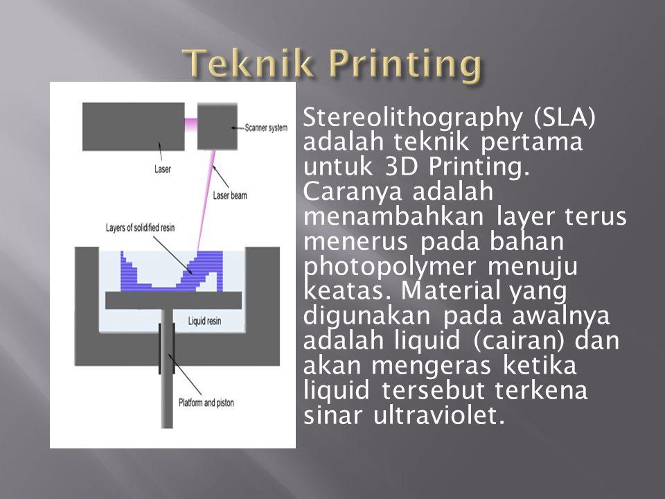 Teknik Printing