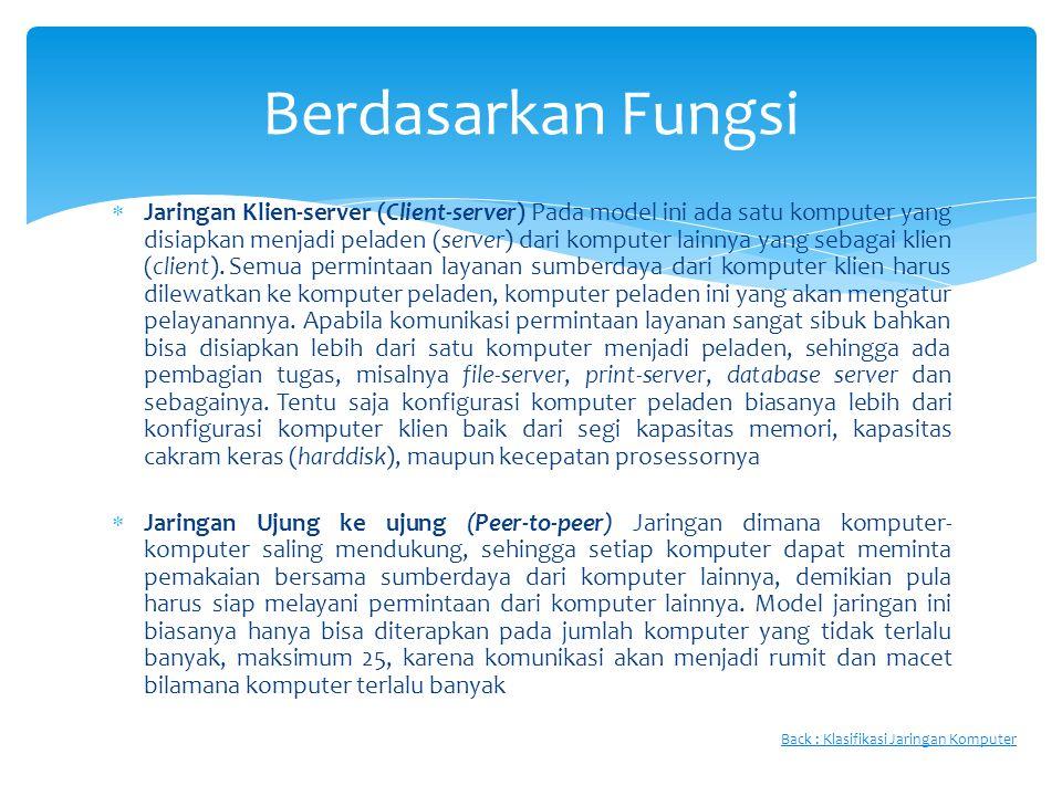 Berdasarkan Fungsi