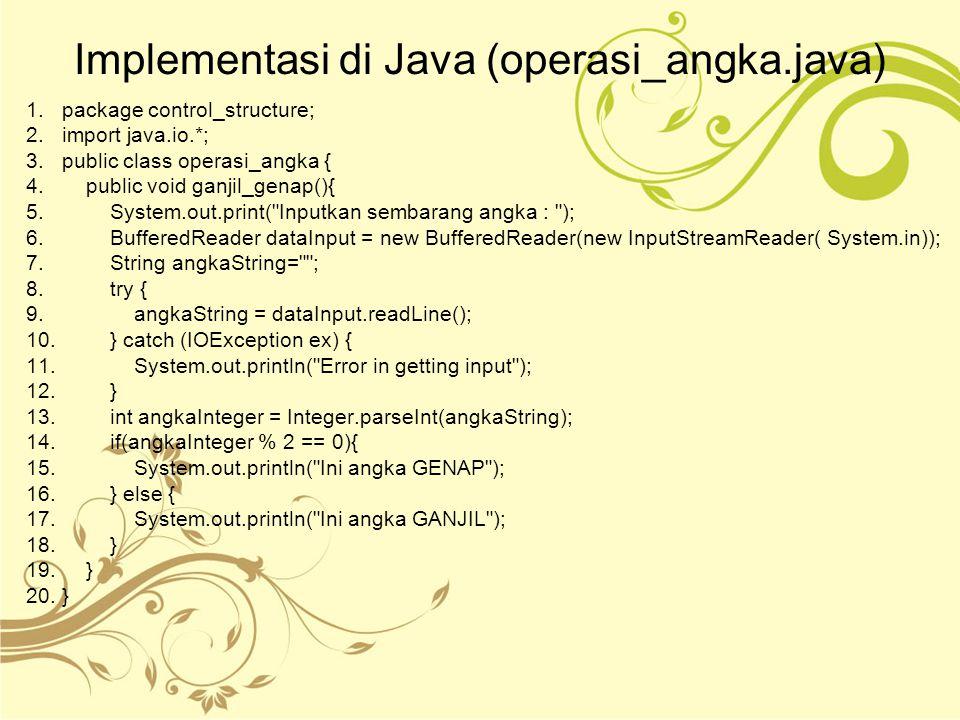 Implementasi di Java (operasi_angka.java)