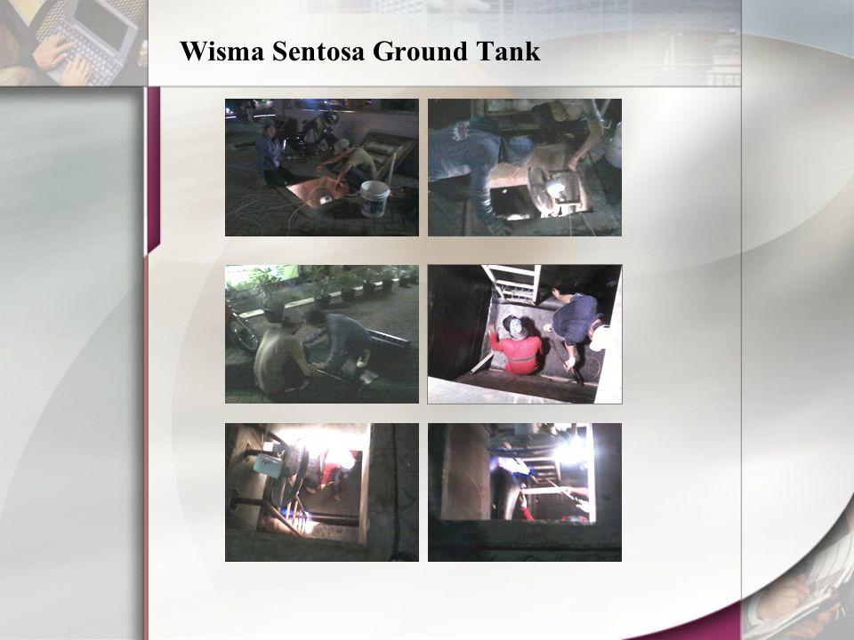 Wisma Sentosa Ground Tank