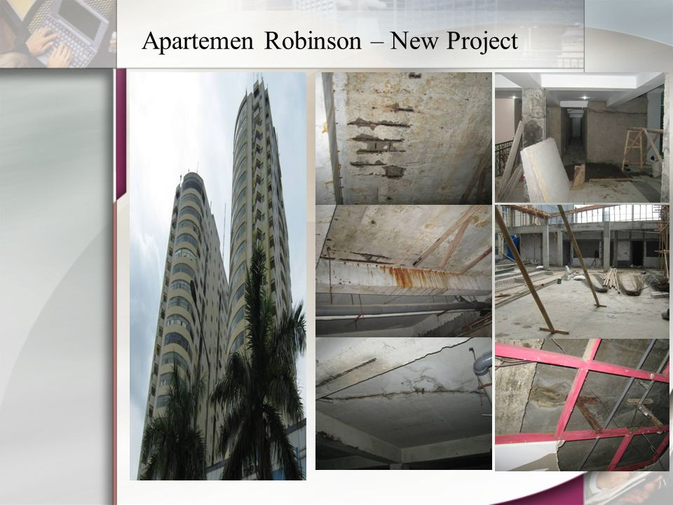 Apartemen Robinson – New Project
