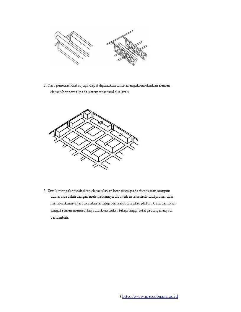 2. Cara penetrasi diatas juga dapat digunakan untuk mengakomodasikan elemen-