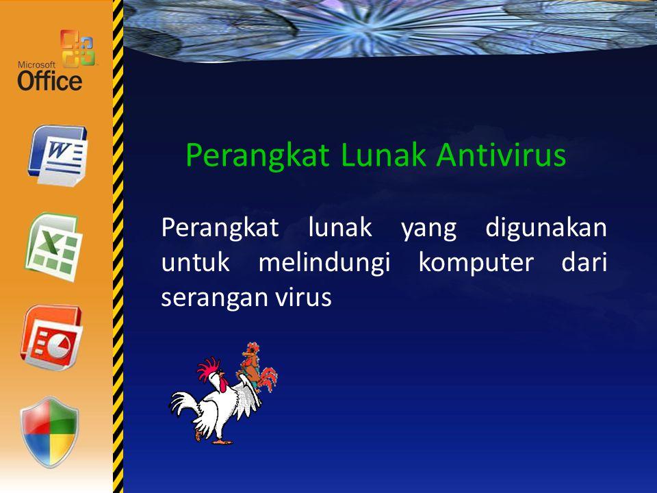 Perangkat Lunak Antivirus