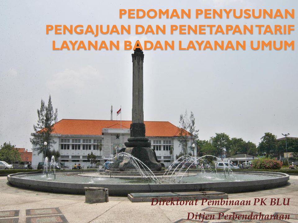 Direktorat Pembinaan PK BLU Ditjen Perbendaharaan