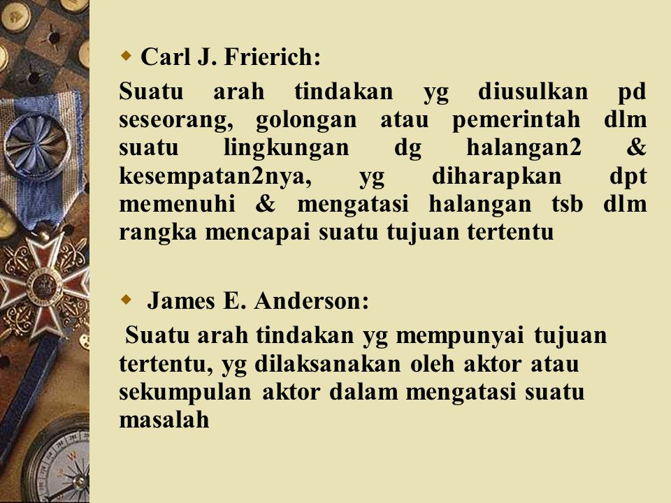 Carl J. Frierich: