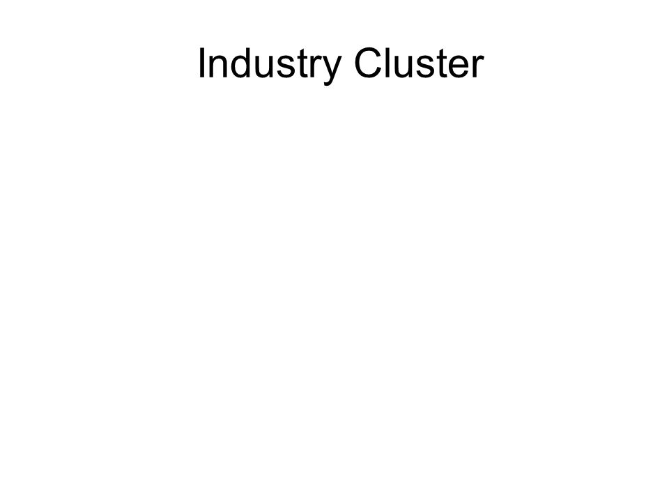 Industry Cluster