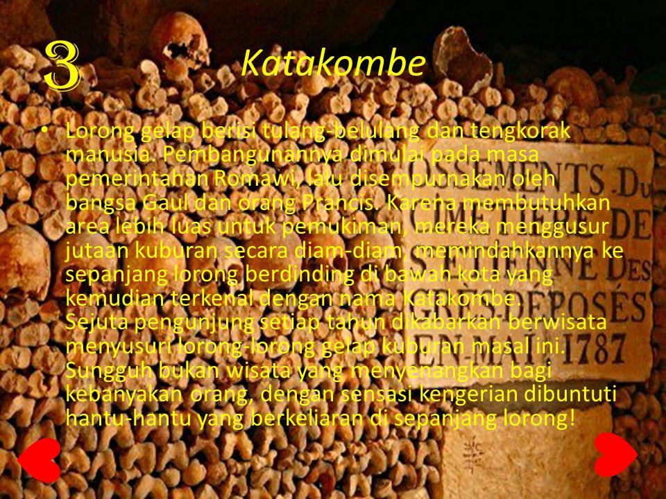Katakombe 3.