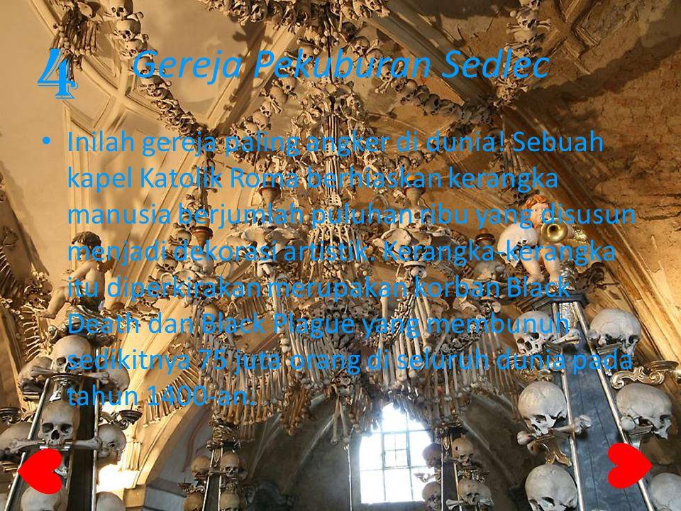 Gereja Pekuburan Sedlec