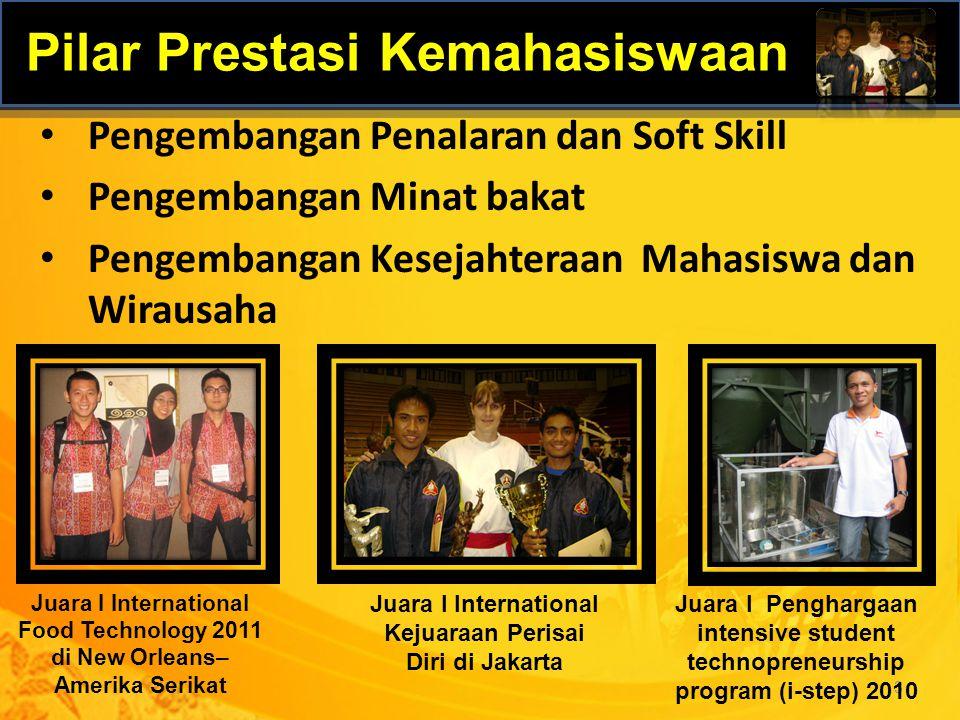 Juara I International Kejuaraan Perisai Diri di Jakarta