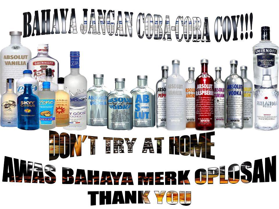 BAHAYA JANGAN COBA-COBA COY!!!