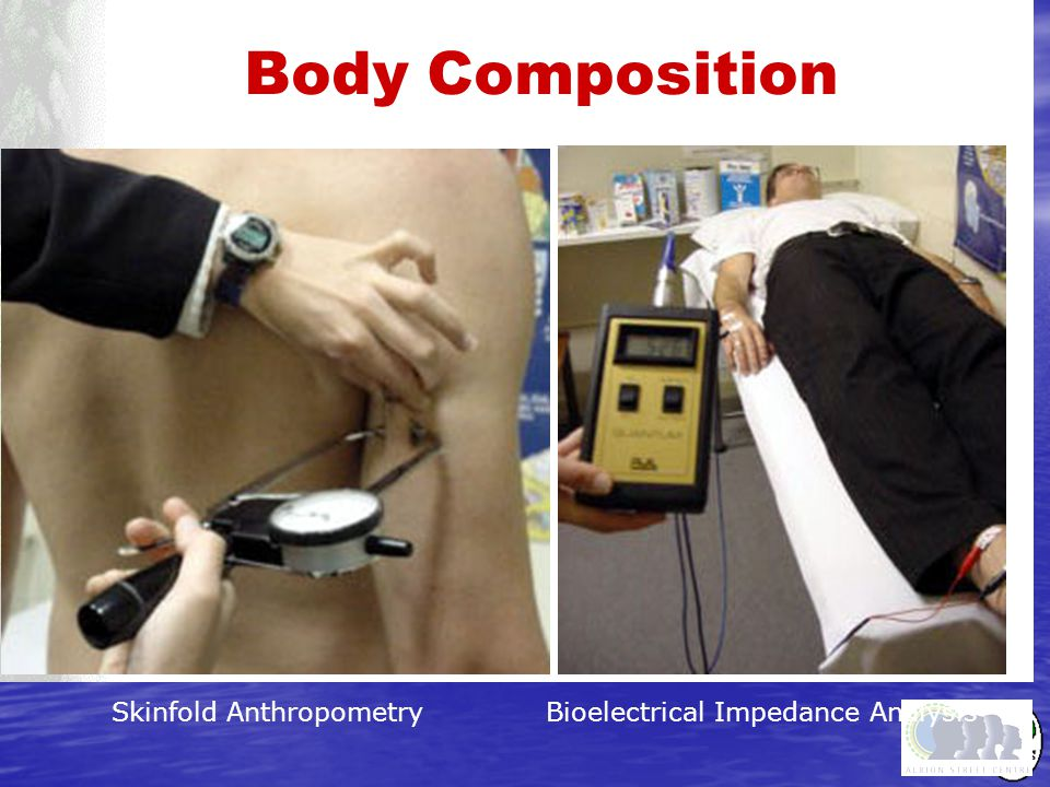 Body Composition Skinfold Anthropometry