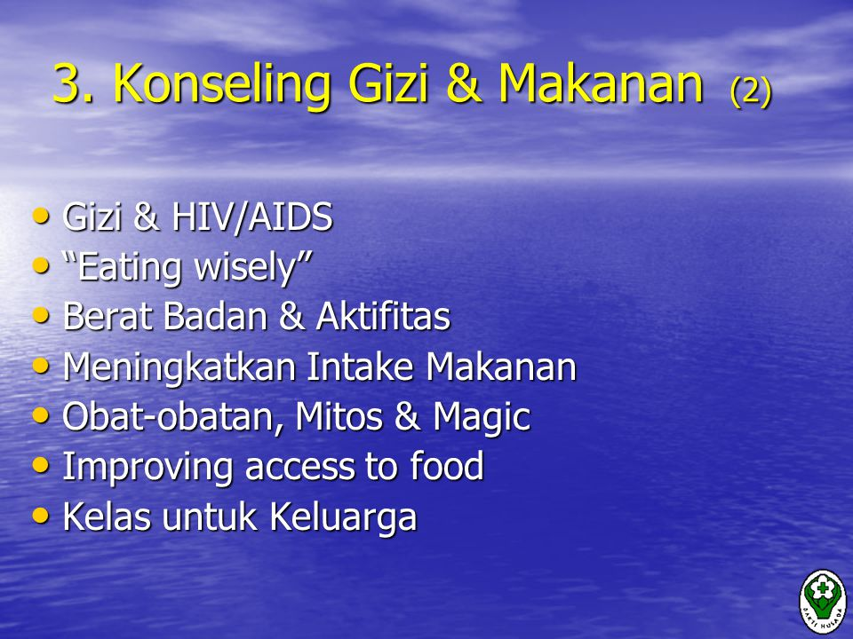 3. Konseling Gizi & Makanan (2)