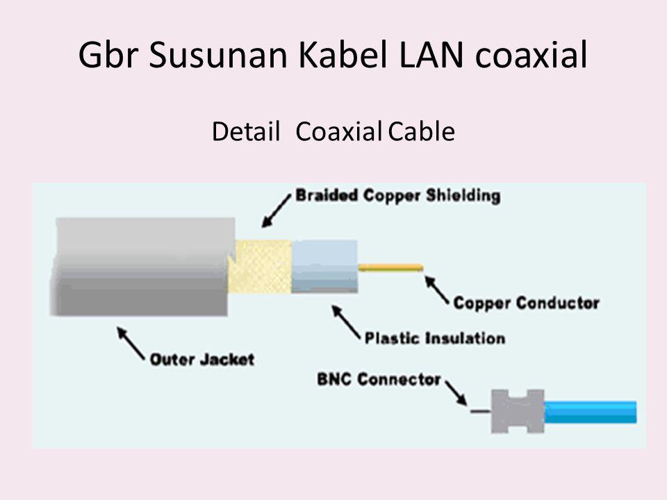 Gbr Susunan Kabel LAN coaxial