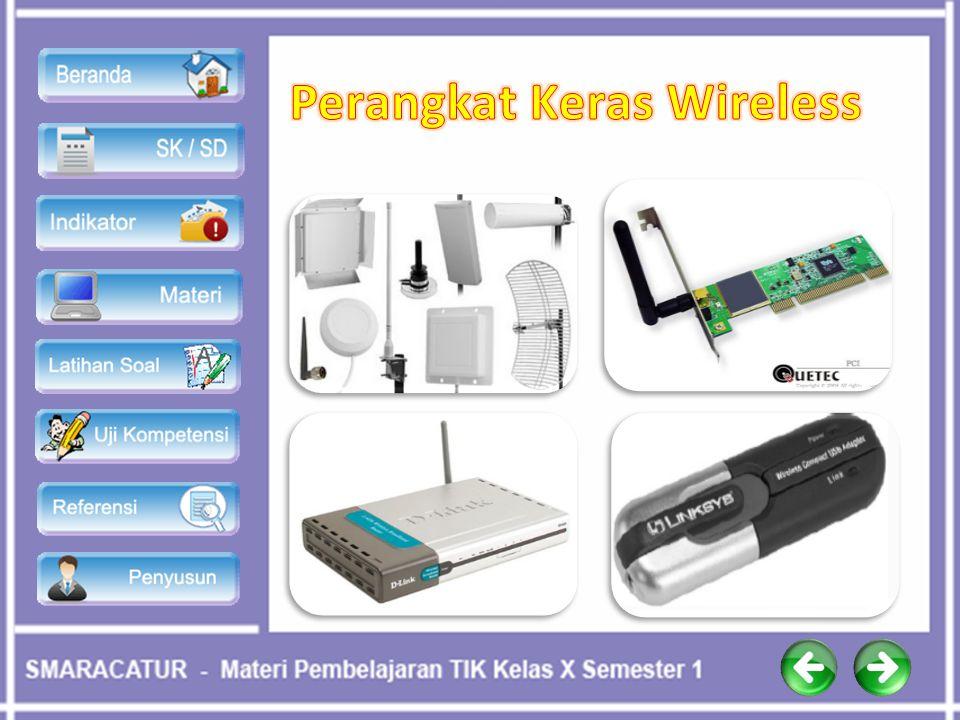 Perangkat Keras Wireless
