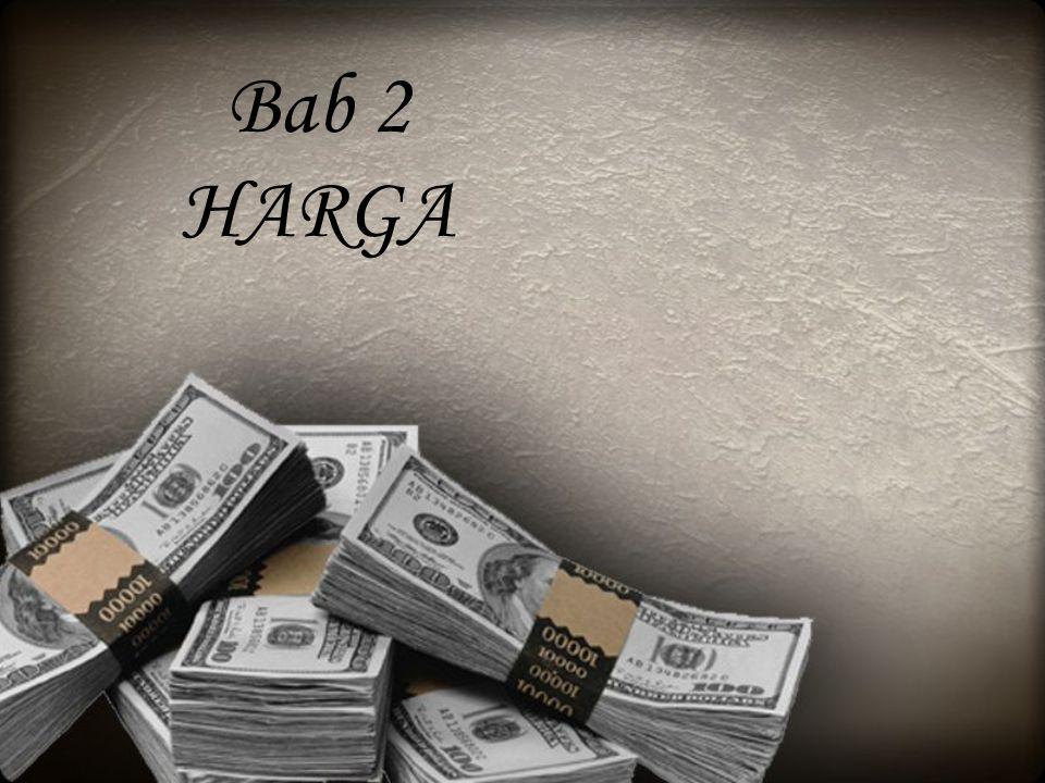 Bab 2 HARGA