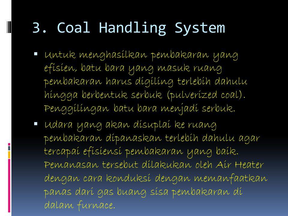 3. Coal Handling System