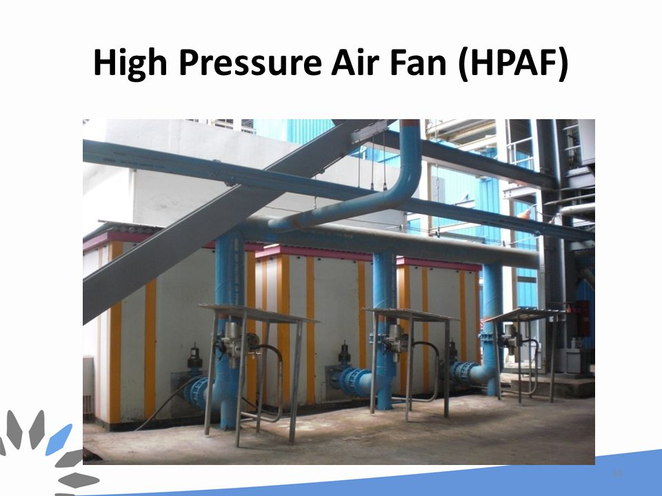 High Pressure Air Fan (HPAF)