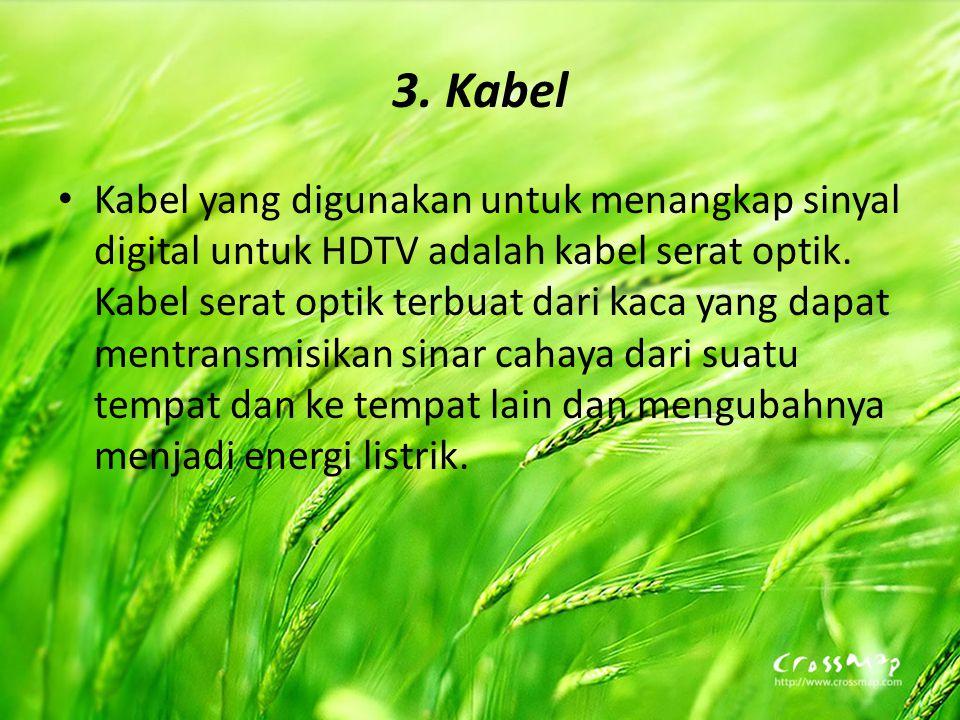 3. Kabel