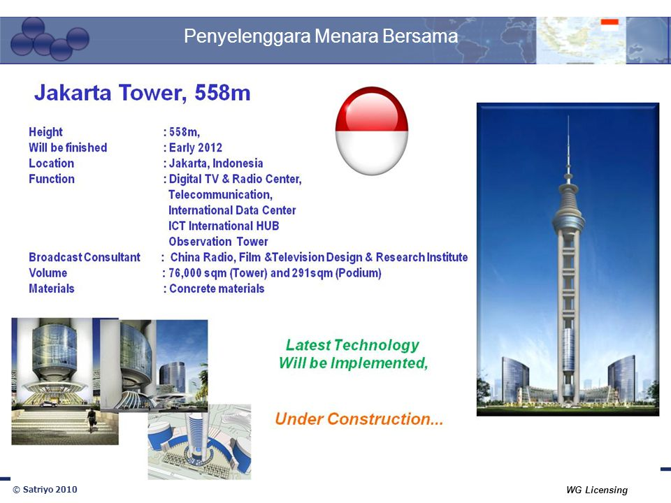 Penyelenggara Menara Bersama