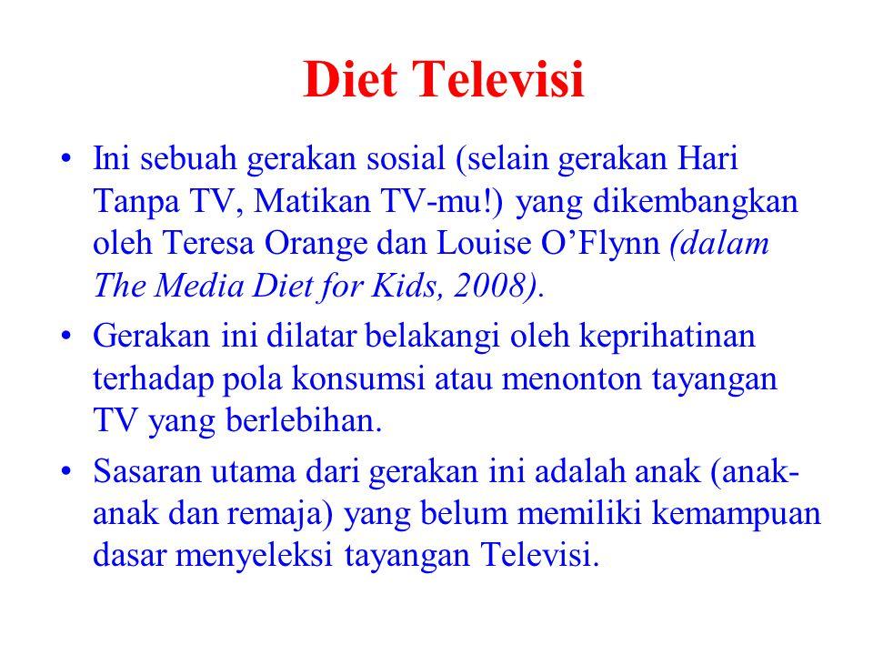 Diet Televisi