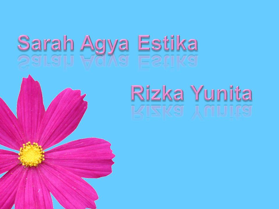 Sarah Agya Estika Rizka Yunita