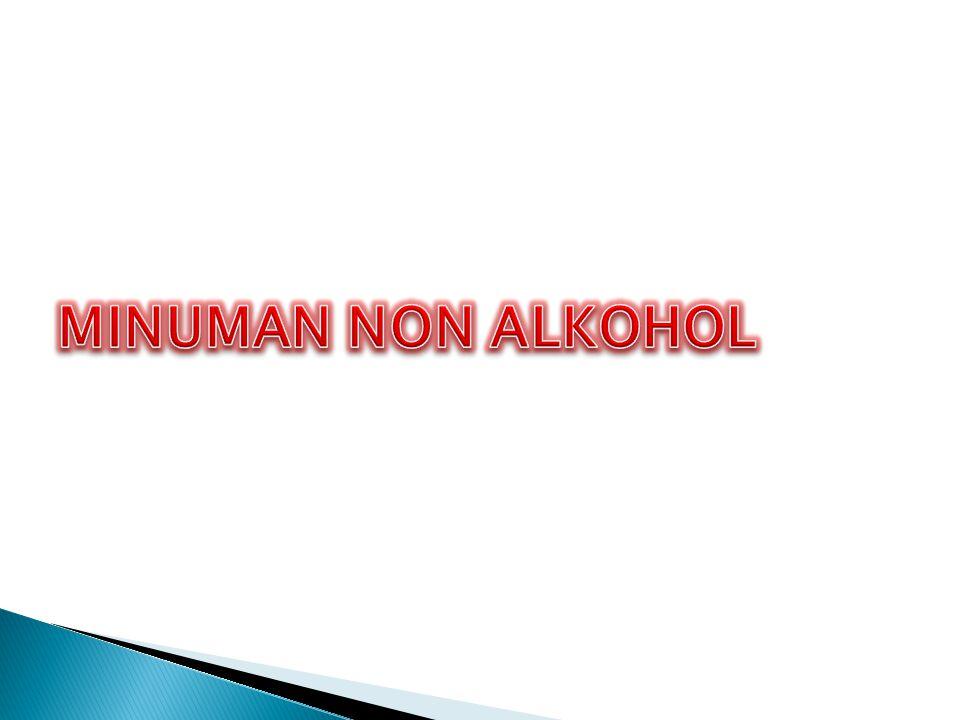 MINUMAN NON ALKOHOL