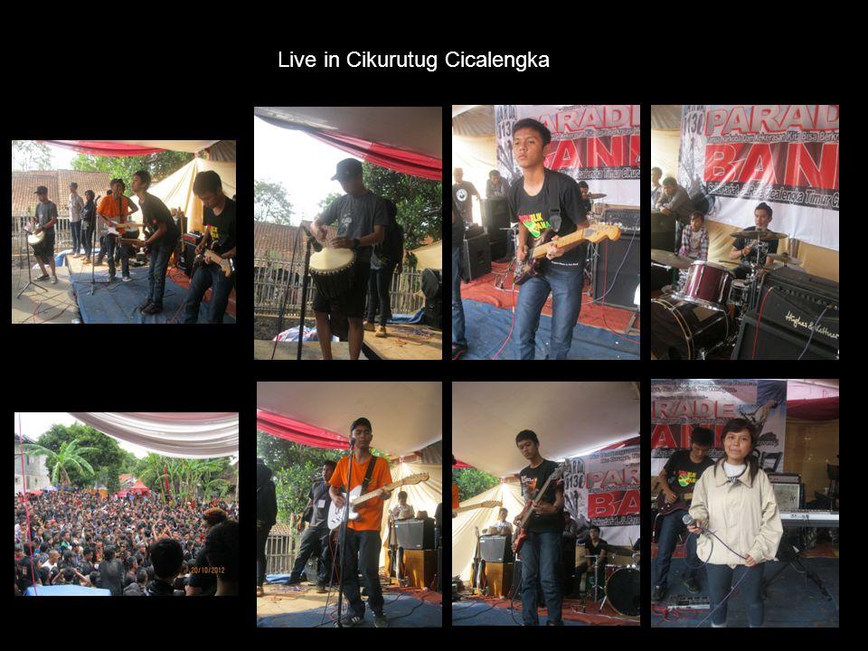 Live in Cikurutug Cicalengka