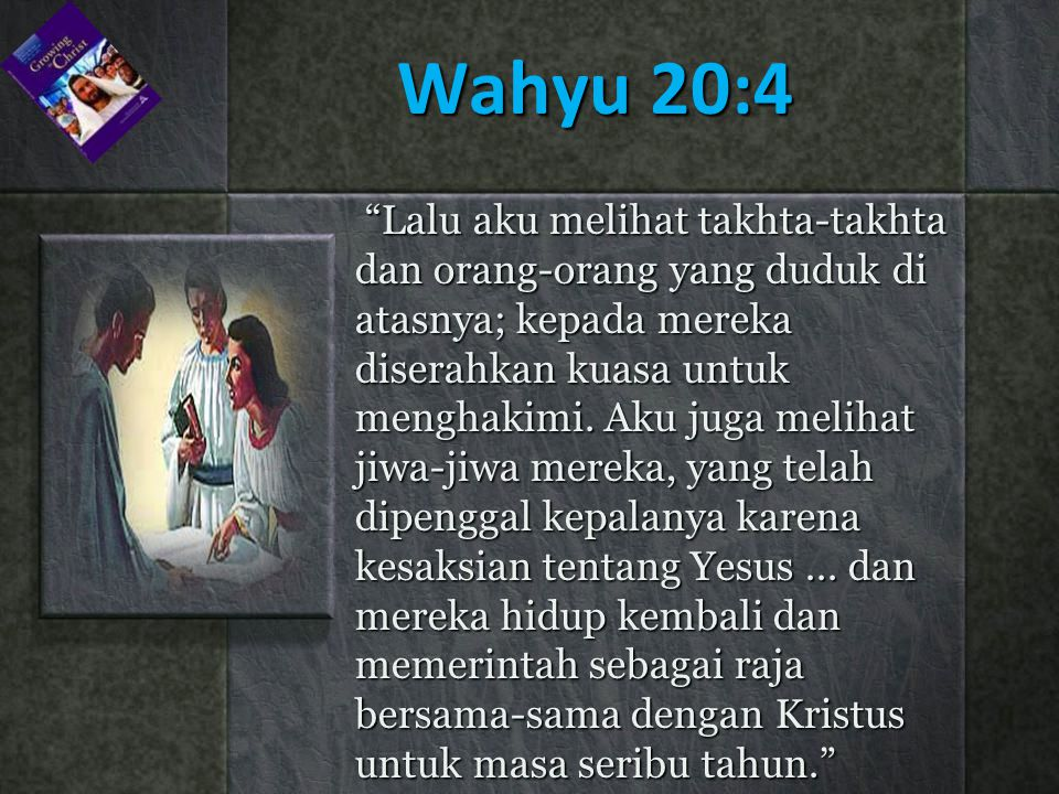 Wahyu 20:4