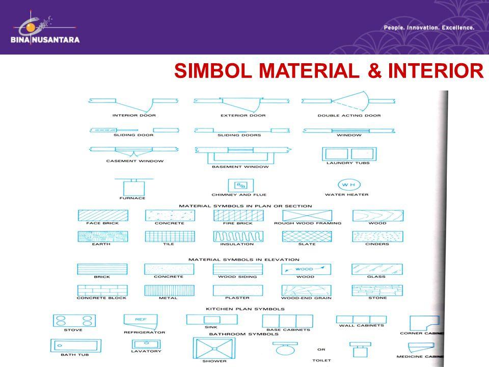 SIMBOL MATERIAL & INTERIOR