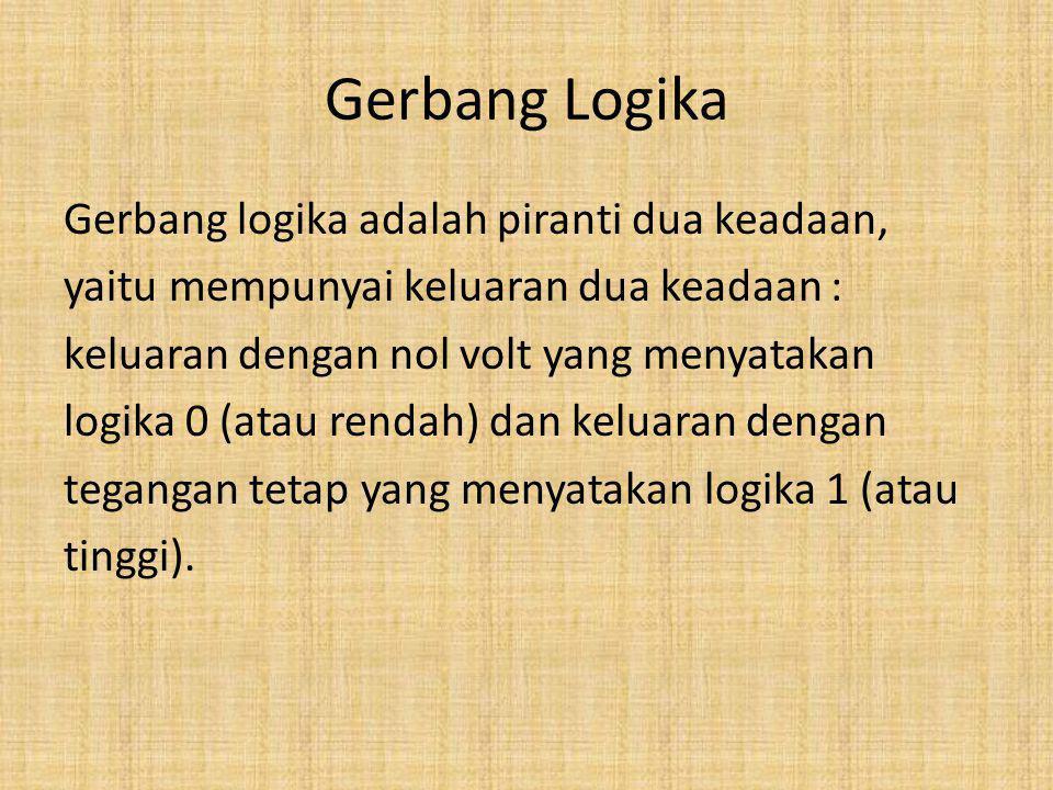 Gerbang Logika