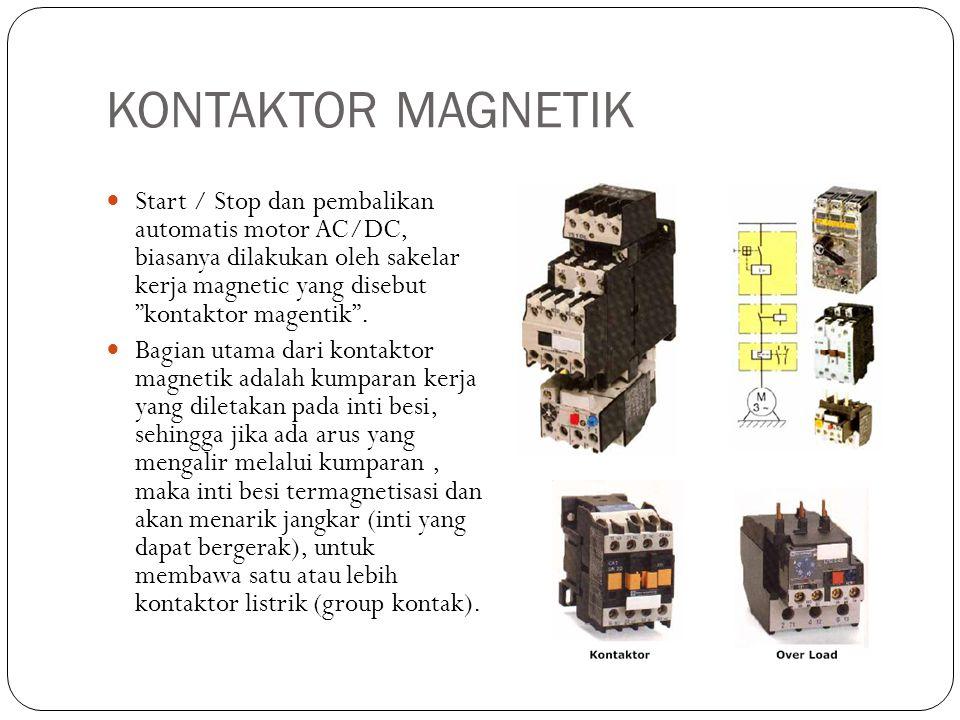 KONTAKTOR MAGNETIK