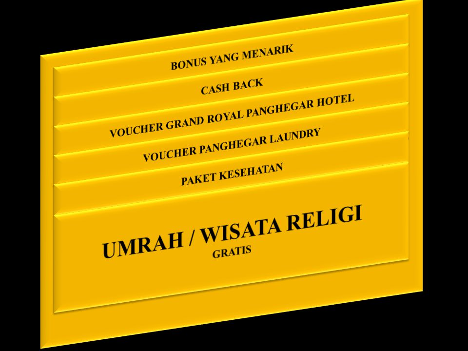 VOUCHER GRAND ROYAL PANGHEGAR HOTEL VOUCHER PANGHEGAR LAUNDRY