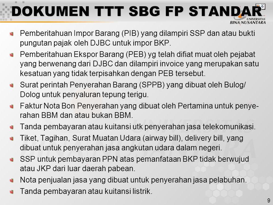 DOKUMEN TTT SBG FP STANDAR
