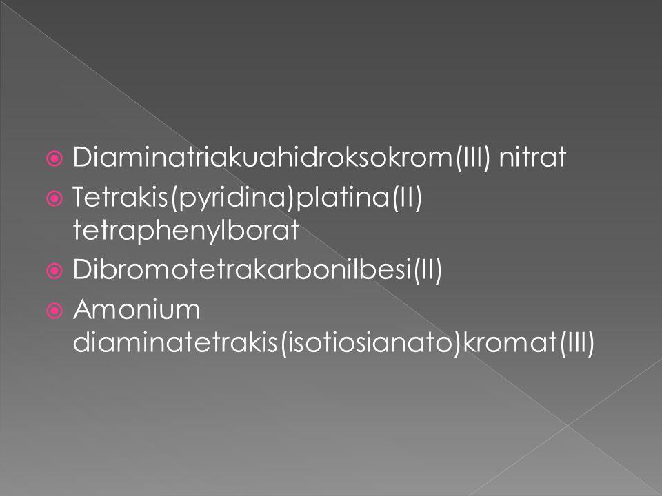 Diaminatriakuahidroksokrom(III) nitrat