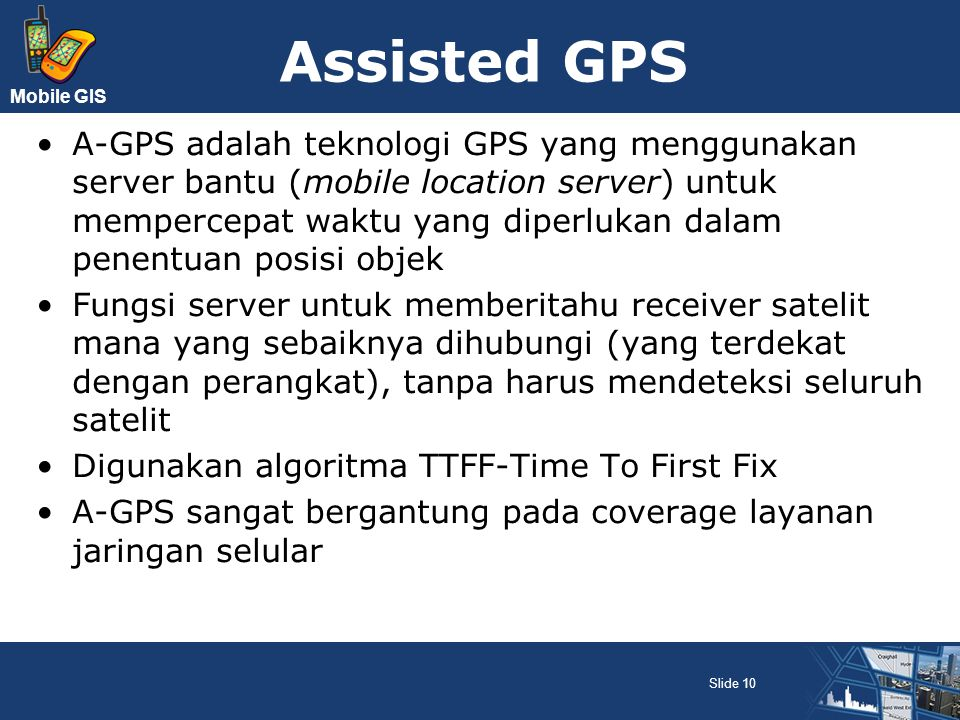 Assisted GPS