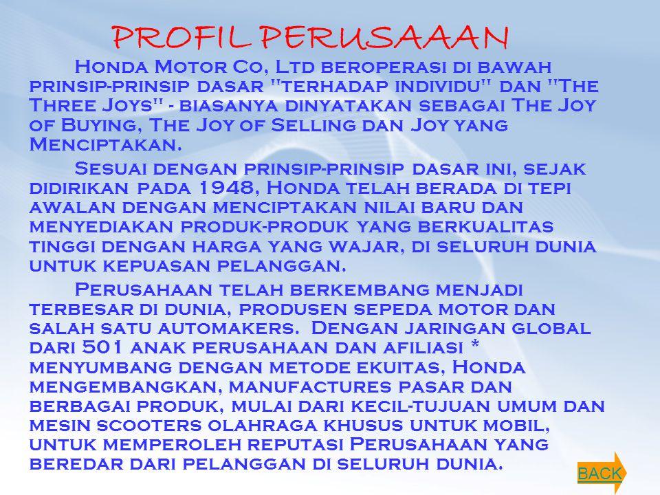 PROFIL PERUSAAAN