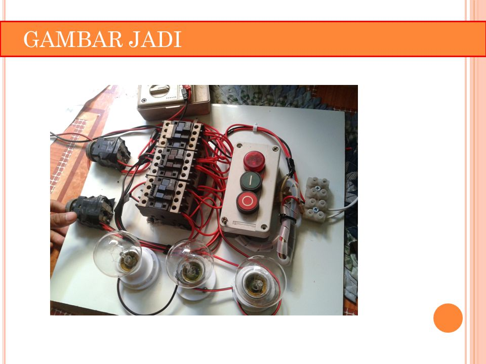 GAMBAR JADI