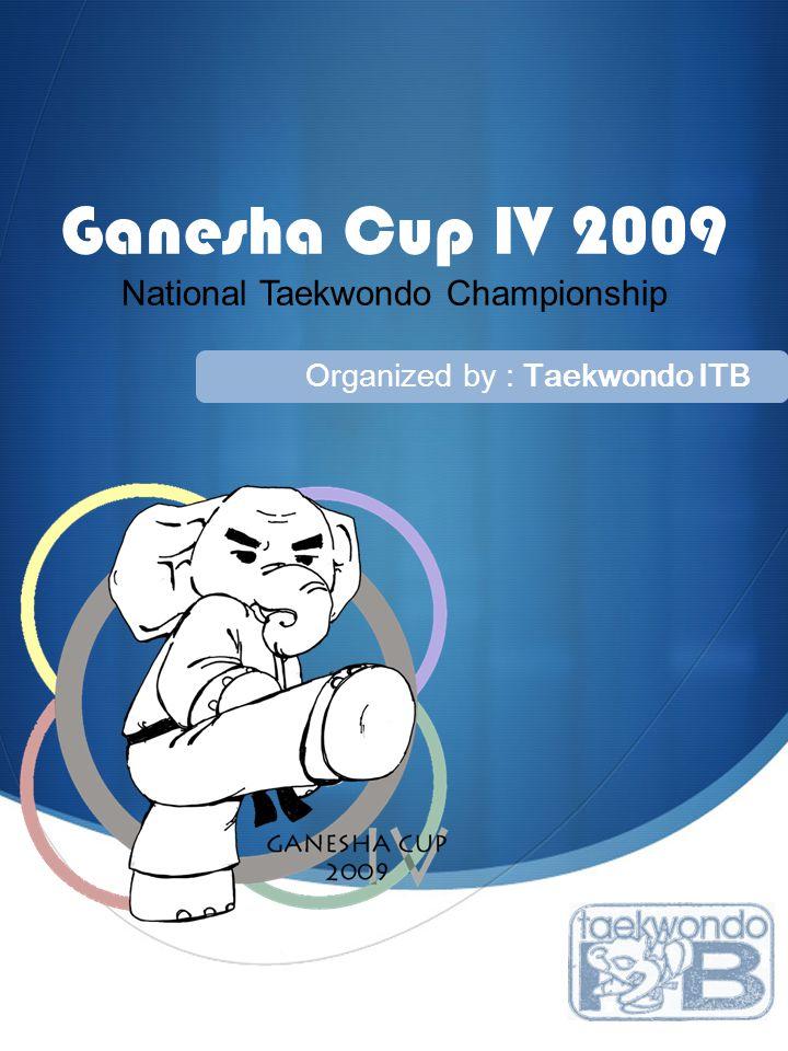 Ganesha Cup IV 2009 National Taekwondo Championship