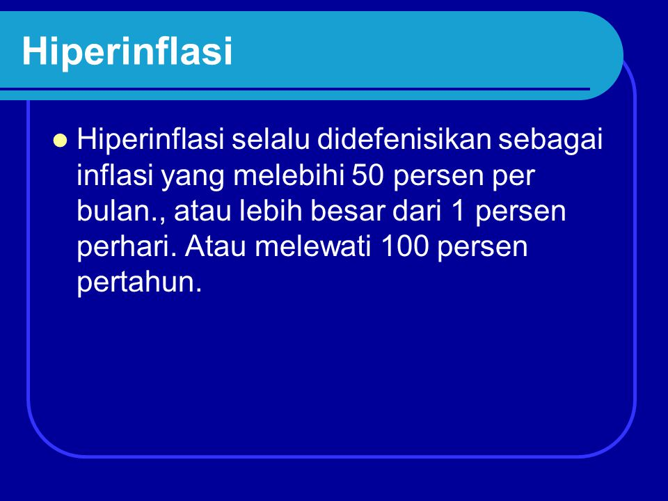 Hiperinflasi